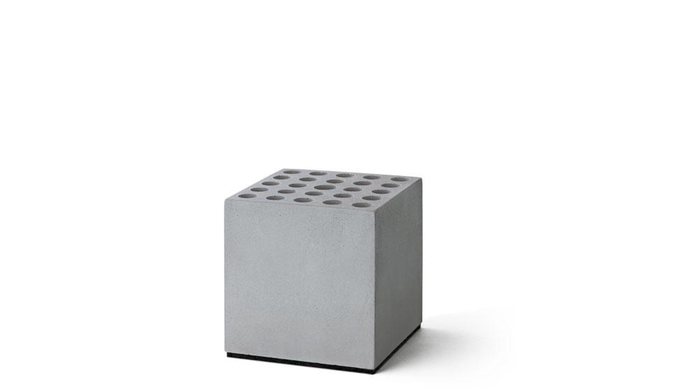 Korn Produkte Ordnungshelfer Stiftehalter Big Block aus Beton