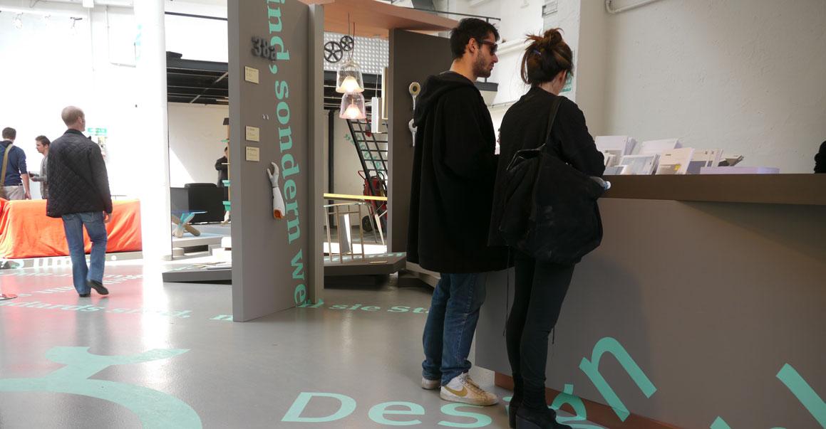 Ausstellung Design Deutschland 2011